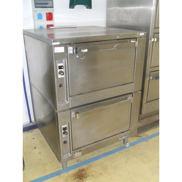 MBM CF2A, two pit oven Gas Static ovens